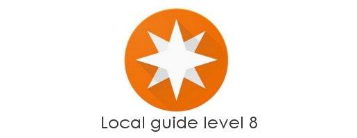 Local Guide Level 8